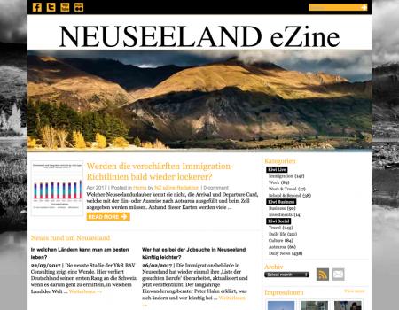 New Zealand Magazine